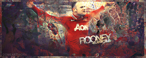 Wayne Rooney by xDome
