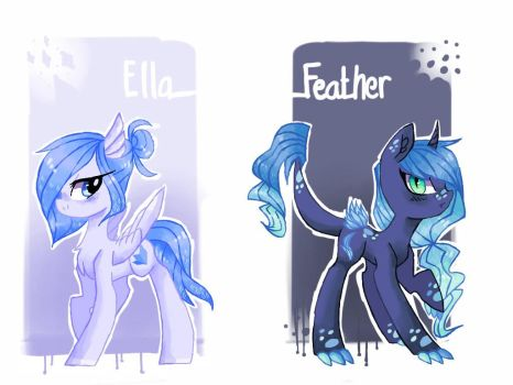 MLP Next Gen- SPARITY SISTERS by SumCerealChips