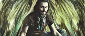 Johnny Depp by A7md3mad