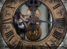 In the clutches of time by Nyavene