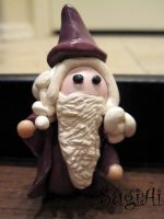 Dumbledore Magnet by SugiAi