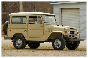 Toyota Land Cruiser by TheMan268