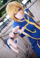 Hunter x Hunter : Kurapika by Rociell