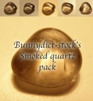 Smoked quartz pack by Bunnydict-stock