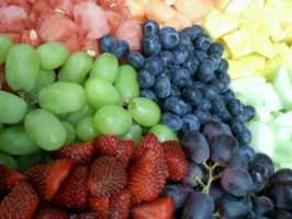 Fruit Platter-Close Up by DoctorTonyStarkWho