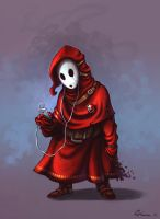 Shy Guy by Timooon