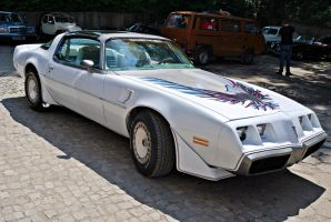 White Trans Am by quapouchy-moto