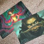 Persephone and Oathbound Playmats by AngelaSasser