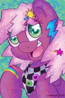 80's Dazzle by LeekFish