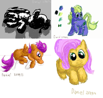 Tablet sketches 21-09-12 by weedgoku1488