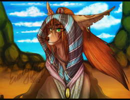 Desert Queen by EmelyWulf
