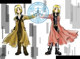 FMA : ...between... by dezequs