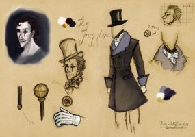 The Juggler - Concept by ThroughMyThoughts