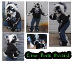 Craz Ram Partial by DogSong