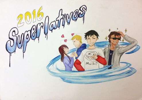 Superlatives Cover Page by Fast-Fish