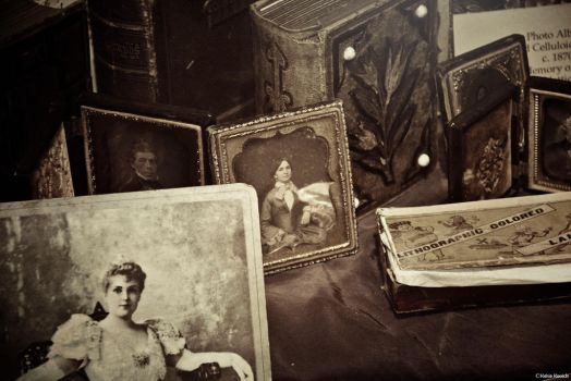 Memories in Photographs by kmkessick