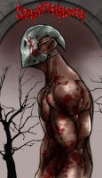 SplatterHouse by RHEMORA