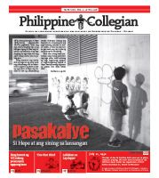 Philippine Collegian issue 04 by kule-0809