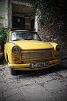 Trabant 601 by Aloba