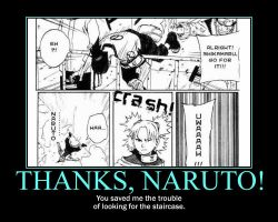Motivation - Thanks Naruto by Songue