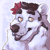 2cute4me [icon comm] by VCR-WOLFE