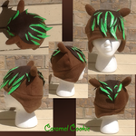 Caramel Cookie Hat by Averyln