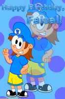 Faisal Himself by LuigiStar445