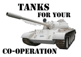 Tanks by ToxicGas