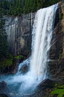 Vernal Falls by o0oLUXo0o