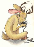 Jackalope Games by Moundfreek