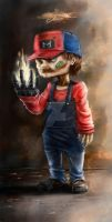 Super Mario by JcArteDigital
