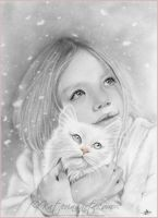 First Snow by Katerina-Art