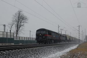659 001-5 and 450 001-7 with freight in Gyor by morpheus880223