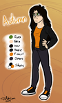 Autumn Reference Sheet by JustAutumn