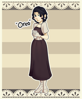 Oreo by armacasio