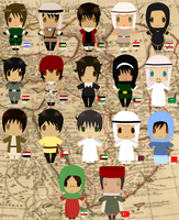 APH- The Middle East by Reaper-Lawliet