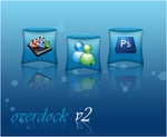 overdock icons V2 by neochamber