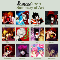 Summary 2011 by Naimane
