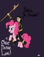 Okie Dokie Loki by The-Catnip