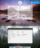 Yosemite UX Pack 3.0 by windowsx