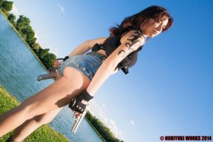 Black Lagoon (AMC2014) Revy by Tidde 04 by Noriyuki83