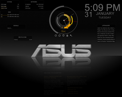 Doc Asus Logo Black by acme005