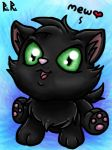 Bombay Kitten by TheGreenDragonGirl