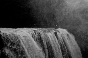 Waterfall by TinkerSally
