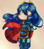 After: Lucina by V-P-aurore-star