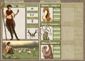 Wilt Coltere - Duality Rangers App by sevenluck