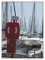 Port d'Hyeres by Striped-Rainbow