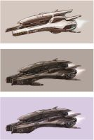 Ship Designs by Tysho