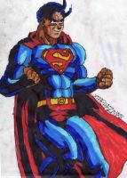 The Man of Steel by ChahlesXavier