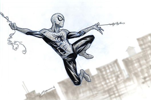 Web Slinger by voya